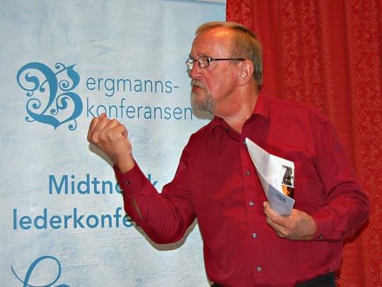 www.meldal.no - Inspirasjonsforedrag med Yngve Hågensen